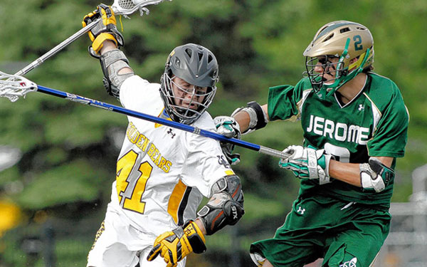 Upper Arlington and Dublin Jerome are among the best in Ohio Boys' High School Lacrosse.