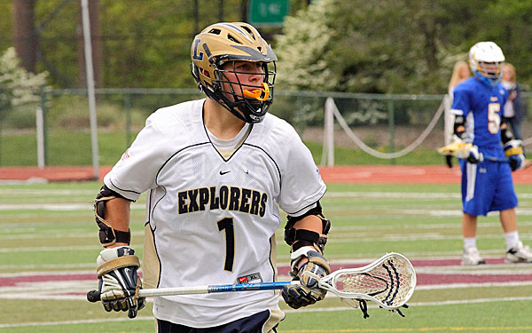Matt Rambo from La Salle (Pa.). Photo by: Jimmy Hurlburt