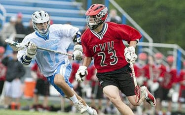 What are the best know boys high school lacrosse records in Vermont?
