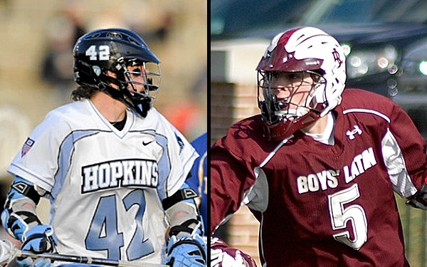 LaxRecords.com takes a look at last year's NCAA leading underclassmen scorers and how they did in high school.