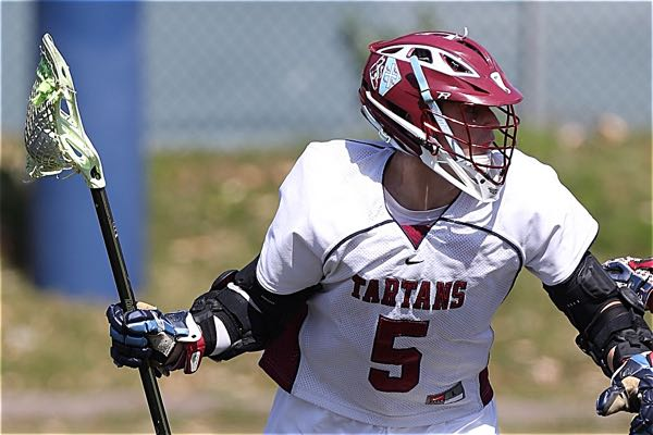 St. Margaret's Episcopal's Samuel Harnisch is among those on California High School Lacrosse record holders.
