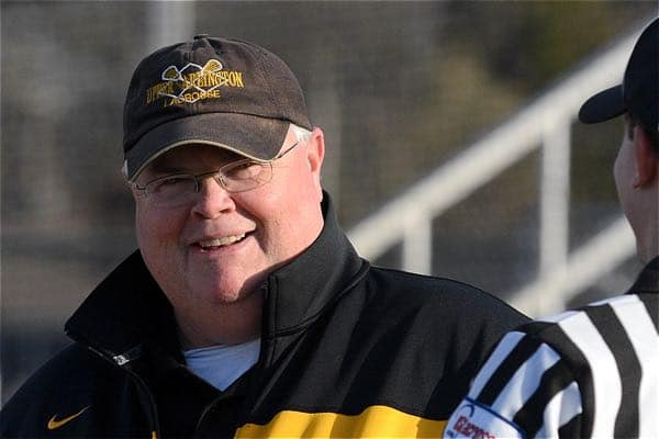 Coach Ted Wolford announced his retirement.