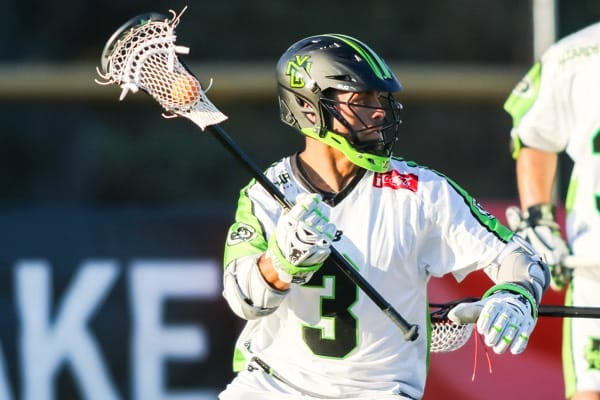 High School Lacrosse Yearbook: Rob Pannell