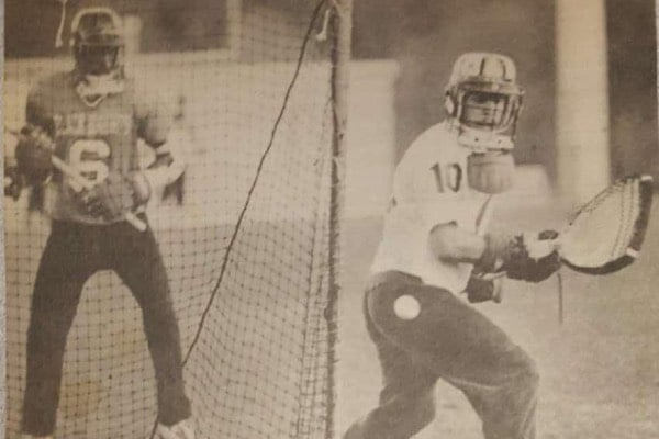 Click here to list to this week's podcast about the longest game in boys' high school lacrosse history.