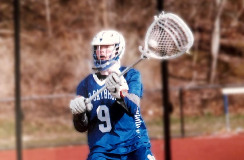 Keaton Roarick from Old Saybrook has the Connecticut career saves record.