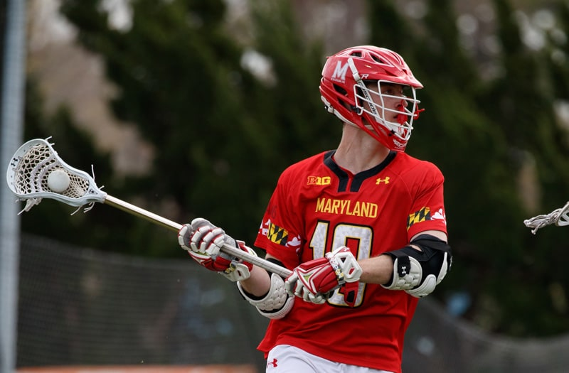 Jared Bernhardt is one of the best all-time player in Florida lacrosse history.