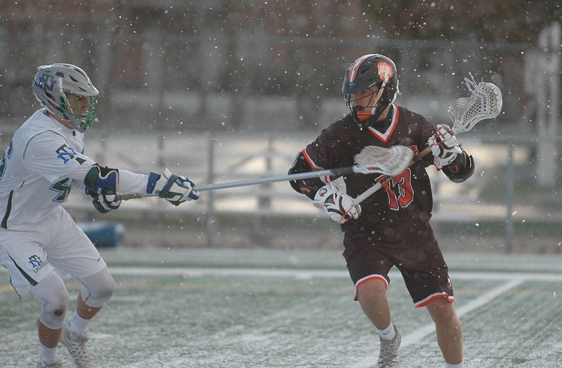 Brother Rice helped end one of the longest winning streaks in the nation.