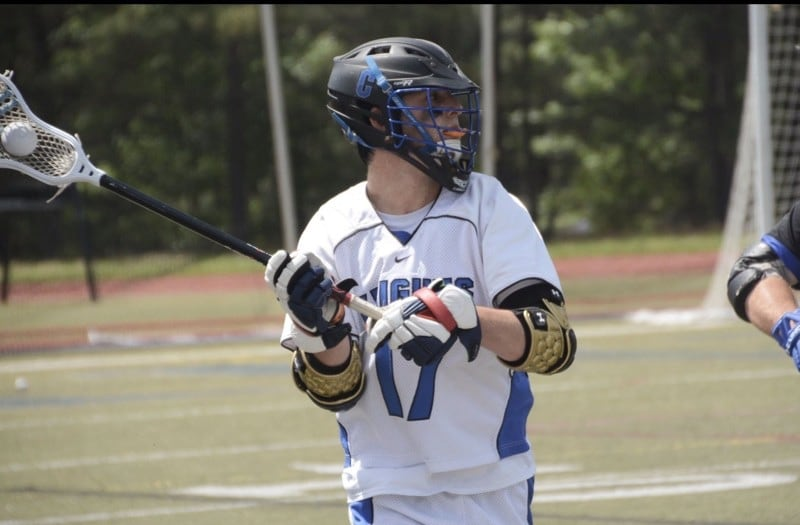 Nicky Solomon from Centennial was chosen to the 2017 Under Armour Underclass South roster.