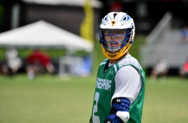 Kyle Long from Springfield-Delco (Pa.) at the 2017 Under Armour Underclass Games. Photo by: Mike Loveday