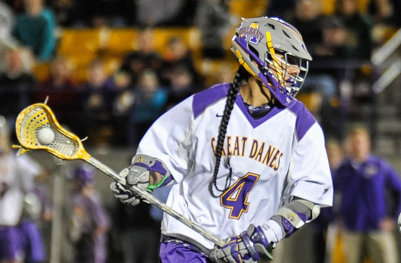 Lyle Thompson had one of the best scoring seasons of 2009.