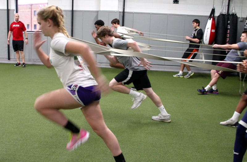 Elite Athlete Training Services is this month's sponsor.