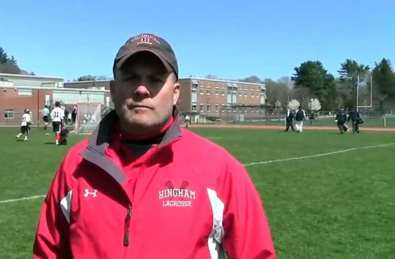 John Todd from Hingham (Mass.)
