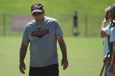 Garnet Valley (Pa.) head coach Frank Urso. Photo by Mike Loveday