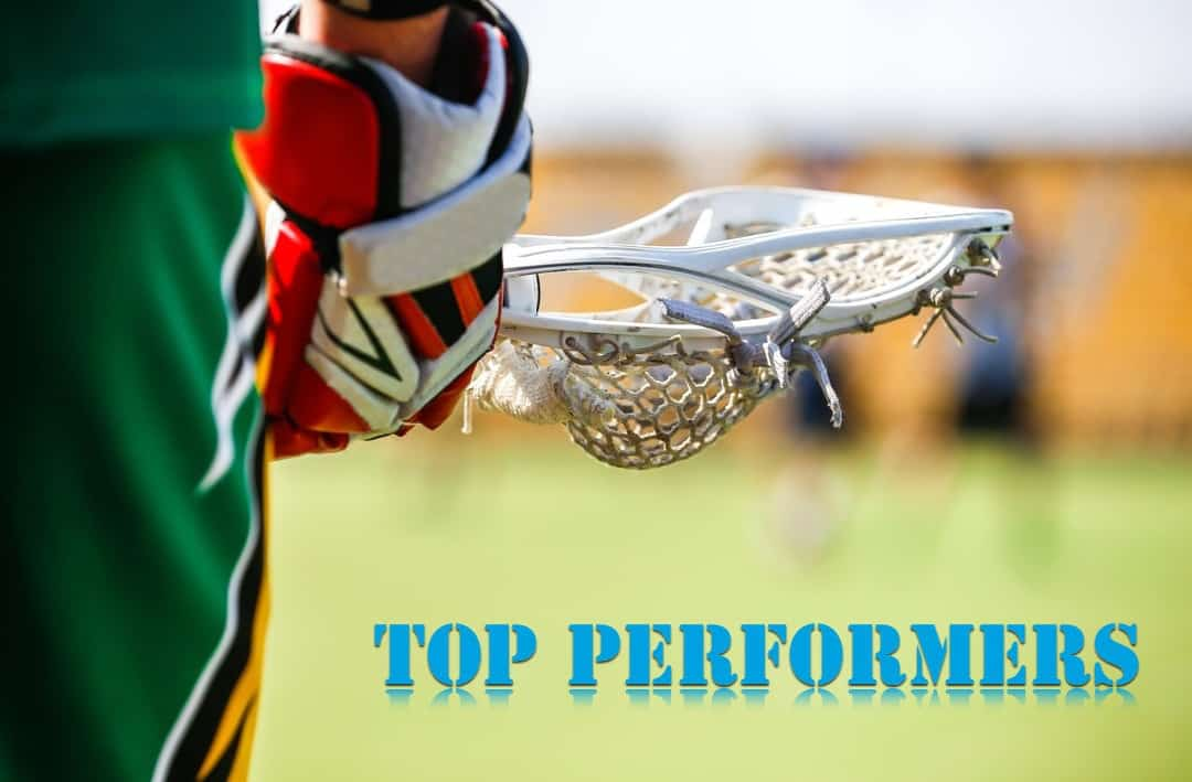 Click to read about today's top performers.
