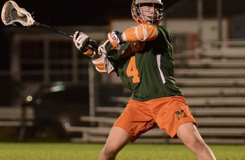 Chance Priest from Mandarin (Fla.). Photo courtesy Mandarin Athletics