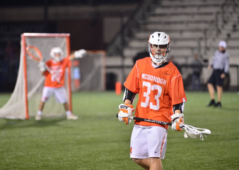 Jack Sweeney from McDonogh (Md.). Photo by Mike Loveday