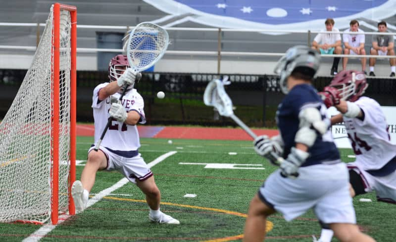 Culver Academy was among the first round participants in the GEICO High School Lacrosse Nationals.