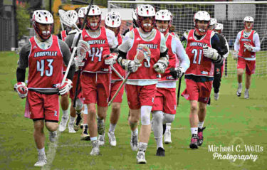 Louisville lacrosse head coach Ryan McCauley talks with LaxRecords on this week's podcast.