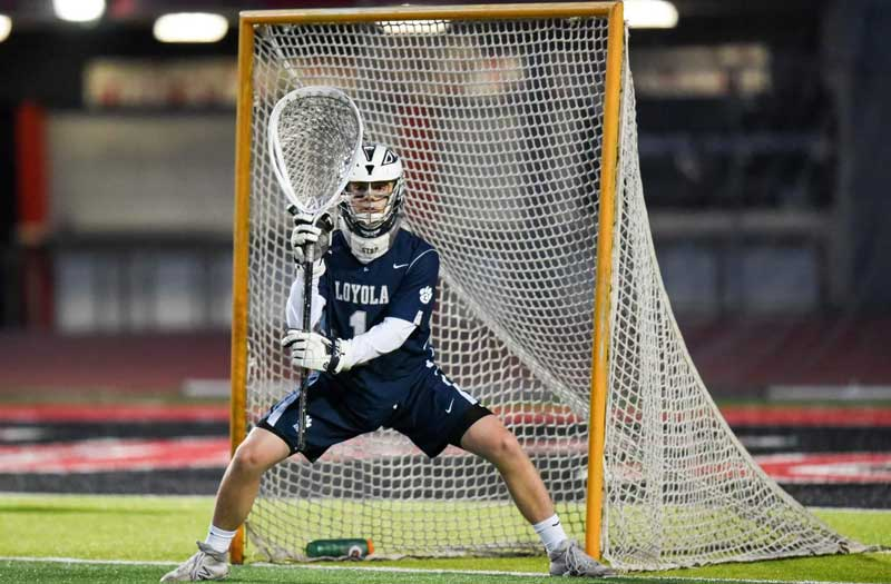 Will Parducci from Loyola-Los Angeles (Calif.).