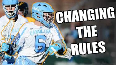 Will the NCAA Change the Lacrosse Recruiting Rule