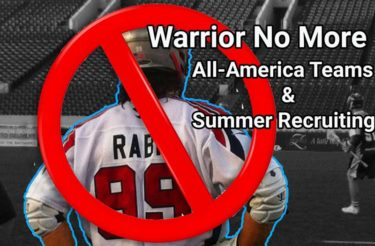 Paul Rabil and Warrior part ways. Photo by Mike Loveday