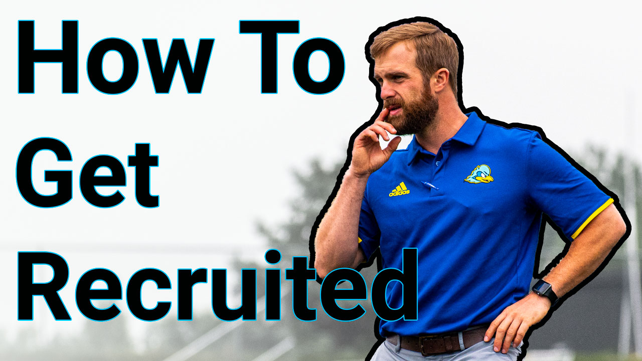 Trey Wilkes from the University of Delaware discusses how to get recruited on this week's podcast.