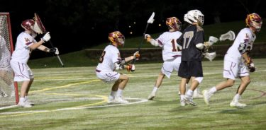 Liam McCarthy from Loyola Academy Player Profile by LaxRecords.com