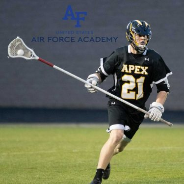 Matt Gulley from Apex Player Profile by LaxRecords.com