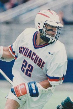 Casey Powell from Carthage Class of 1994 Attackman Player Profile
