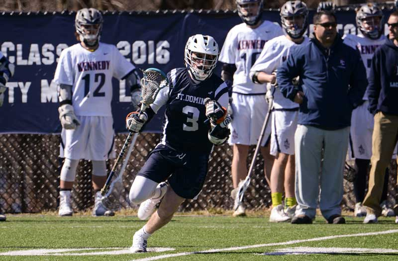 St. Dominic's (Oyster Bay, N.Y.) head coach Tom Rooney discusses the coaching path that brought him to helping resurrect a program.