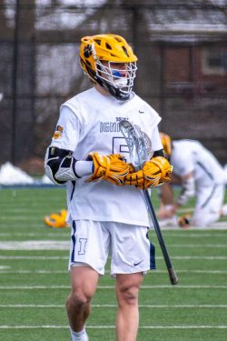 Michael Boehm from St. Ignatius Player Profile by LaxRecords.com