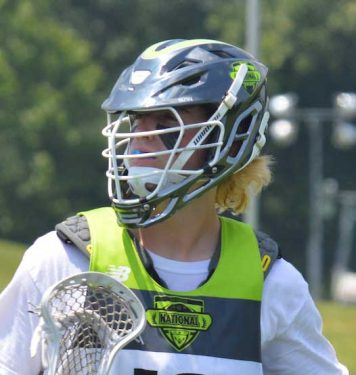 Nolan Rappis from Kettle Moraine Class of 2021 Attackman Player Profile
