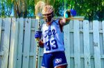 Deondre Brown from South Broward Player Profile by LaxRecords.com