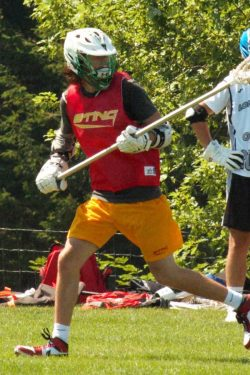 Joe Murphy from Winchendon School Player Profile by LaxRecords.com