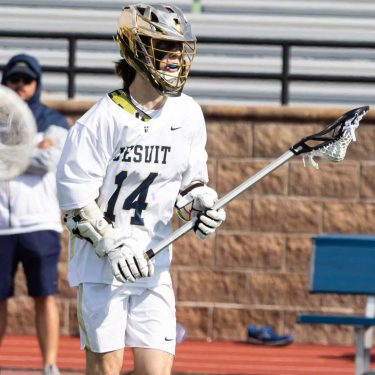 McAllister Hobbs from Dallas Jesuit Player Profile by LaxRecords.com