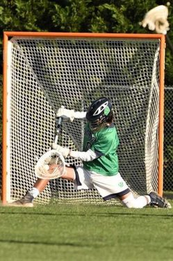 Andrew Miller from Weddington Class of 2021 Goalie Player Profile