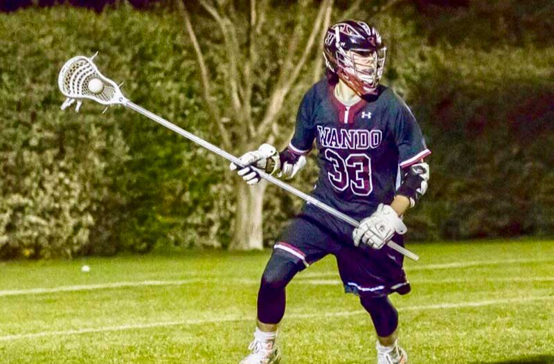 Simon Dickinson from Wando (S.C.) Commits to Division III