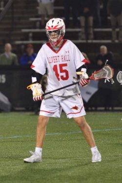 Daniel Kelly from Calvert Hall Player Profile by LaxRecords.com