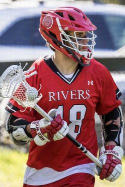 Joey Kraft from Rivers Shool Class of 2021 Attackman Player Profile