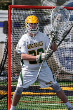Collin Krieg from Ward Melville Class of 2020 Goalie Player Profile