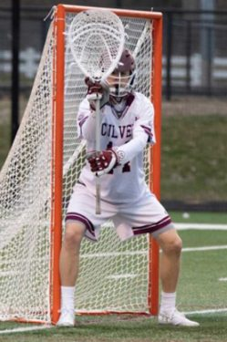 Colin Vickrey from Culver Academy Player Profile by LaxRecords.com
