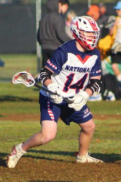 Andrew Mullineaux from Linganore Class of 2021 Midfielder Player Profile