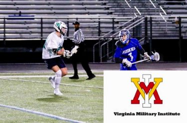 VMI picked up a verbal commitment from Woodgrove Class of 2021 LSM Mason Scanlan.