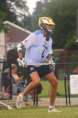 Nick Ferge from Milwaukee Marquette Class of 2022 D/LSM Player Profile