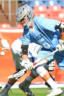 Eric Pacheco from Valor Christian Class of 2019 FO/Midfielder Profile