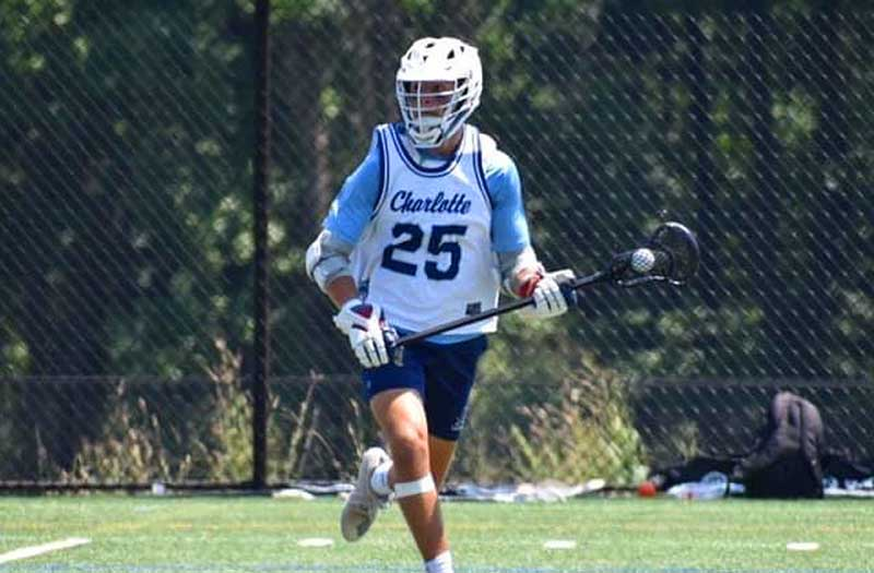 Cuthbertson (N.C.) Midfielder Casey Hurley Discusses St. John's Commitment