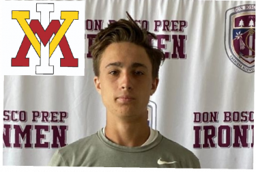 Oliver Lugo from Don Bosco Prep (N.J.) Discusses VMI Commitment