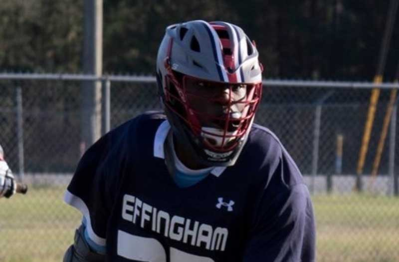Randy Lattimore from Effingham County (Ga.) Talks About St. Andrew's Commitment
