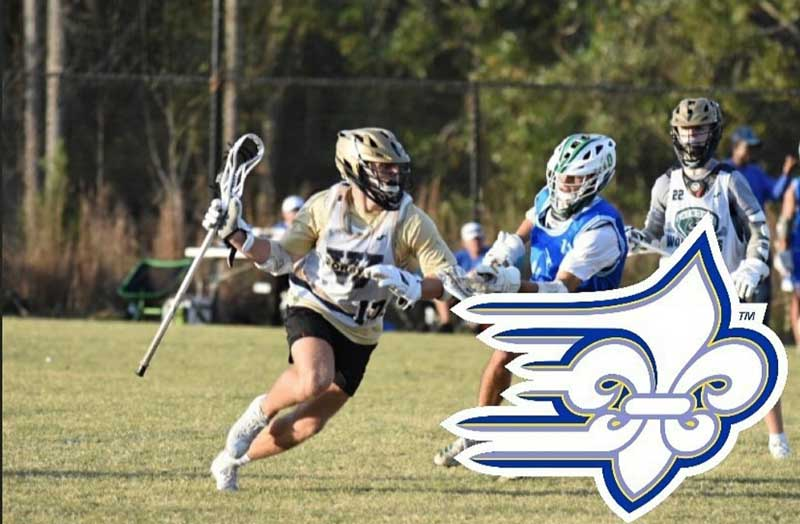 Tiernan Pepple From West Forsyth (Ga.) Chooses Limestone College