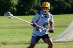 Louie Germain, a 2022 defenseman from Victor has made a verbal commitment to play Division I lacrosse with St. Bonaventure.
